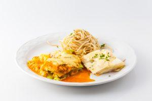 Lasagna vegentariana