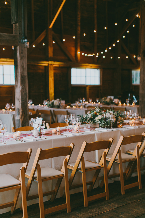 Shady Lane Farm Wedding - photo by Emily Delamater Photography http://ruffledblog.com/shady-lane-farm-wedding